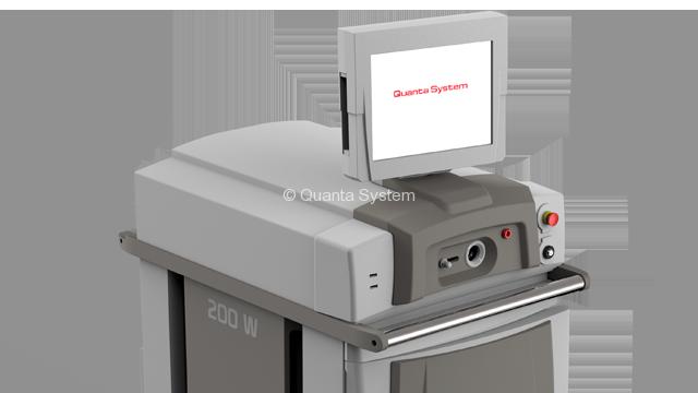 Cyber Tm Thulium Laser Systems Quanta System