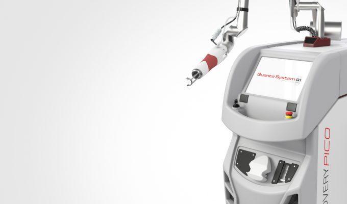 Quanta System: Medical & Aesthetic Laser Machines & Systems