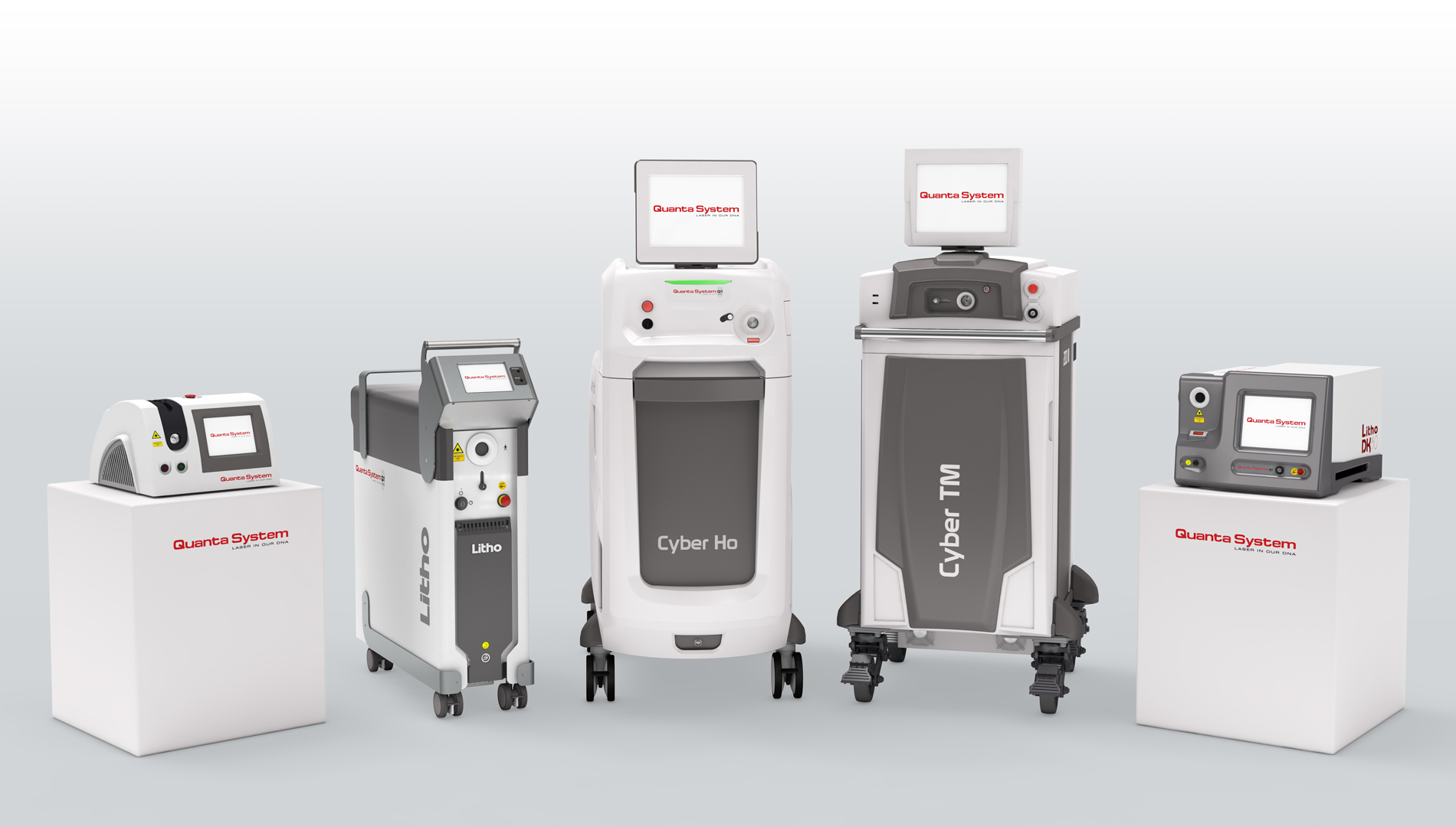 Litho Medical And Surgical Laser Solutions Quanta System